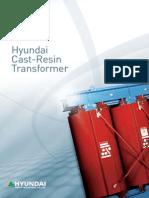 Hyundai Molded / Cast Resin Transformer