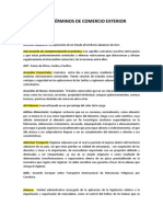 Glosario COMEX (1)