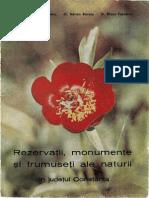 Rezervatii, Monumente Si Frumuseti Ale Naturii Din Jud. Constanta (Gh.salageanu-A.bavaru-K.fabritius 1978)