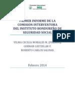 Informe Comision-Interventora Seguro Social 20141