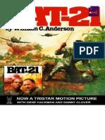 Bat 21 - William C. Anderson