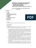 Guía protocolo MCB