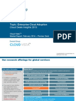 Enterprise Cloud Adoption – Year 2013 in Review
