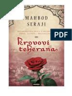 Mahbod Seraji - Krovovi Teherana