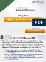Pengantar hukum pertanahan.pptx