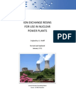 Purolite Ion Exchange Resins for Use in Nuclear Power