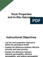 02-Rock Properties and in-Situ Saturation
