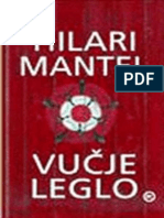 Vucje Leglo - Hilary Mantel