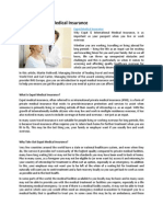 Guides to Expat Medical Insurance