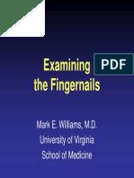 Nail Examination