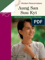 Aung San Suu Kyi (Modern Peacemakers)