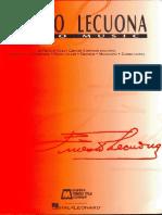 Ernesto Lecuona - Piano Music.pdf
