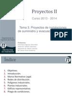 P2 T03 Proyectos Suministro de Agua