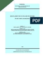Regulament Navigatie Pe Dunare
