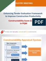 PQM Briefing