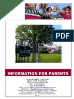 D'Eyncourt Primary School Prospectus