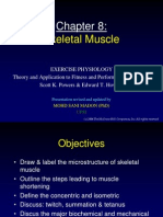 Lecture 7 (Skeletal Muscle During Exercise)