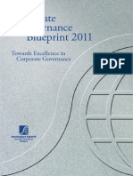 Corporate Governance Malaysia Blueprint 2011