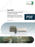 Catalog HyClean Gearmotors