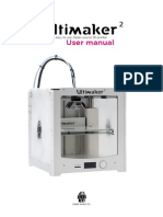 Ultimaker 2 - Manual v1.05