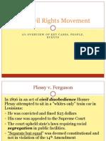 lesson 1 the civil rights movement