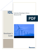 IDL Developer Guide