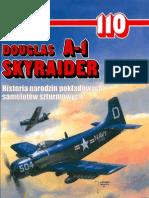 (Monografie Lotnicze No.110) Douglas A-1 Skyraider, Cz.1