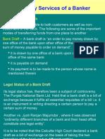 Ancillary Service Sofa Banker