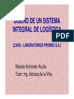 bibliografia logistica