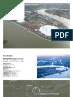 Greenwich Peninsula Redevelopment