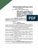 Resolucao SEDEC Nr 279, De 11 de Janeiro de 2005 Dispoe Sobre a Avaliacao e a Habilitacao Do Bombeiro Profissional Civil