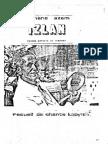 Izlan - recueil de chants Kabyles de Slimane Azem (textes berbères et français)