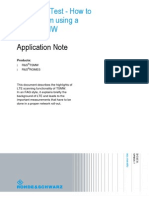 Application Note of Scanner TSME