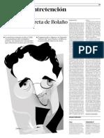 La novela secreta de Bolaño
