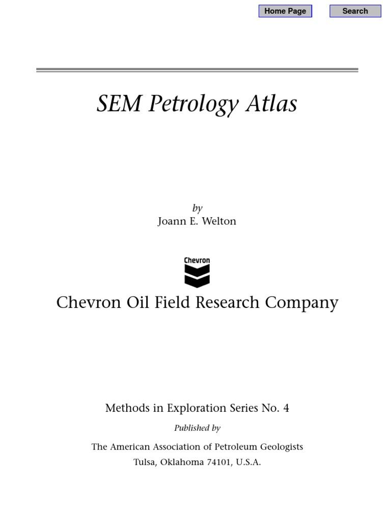 Sem Petrology Atlas