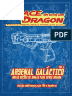 Arsenal Galactico Vol1