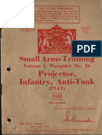 Small Arms Training Pi at 1943