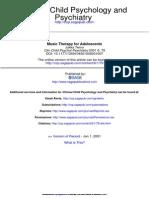 Clin Child Psychol Psychiatry 2001 Tervo 79 91