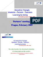 An Interactive Triangle Kalamaria_february_meeting