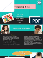 Niñez Temprana 3-6 años