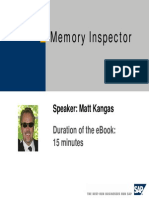 Memory Inspector