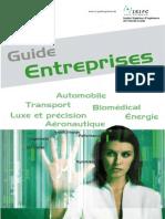 Guide Entreprises 2013L