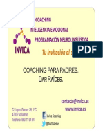 Coaching Educativo Invica. Raices y Alas