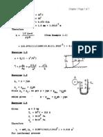 fluid mechanics 4e solutions kundu cohen momentum calculus of