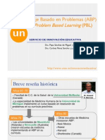 aprendizaje basado en problemas
