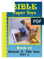 Bible Paper Toys Book 16 House 5 - 2-1