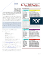 2014 Tax Guide