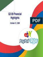 eBay Q309EarningsSlides FINAL