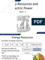Lecture 2 Resources Power