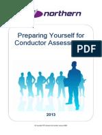 Conductor Practice Materials 2013